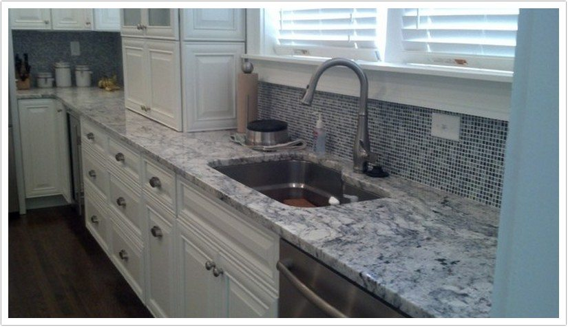 Kitchen Colors With Black Countertops