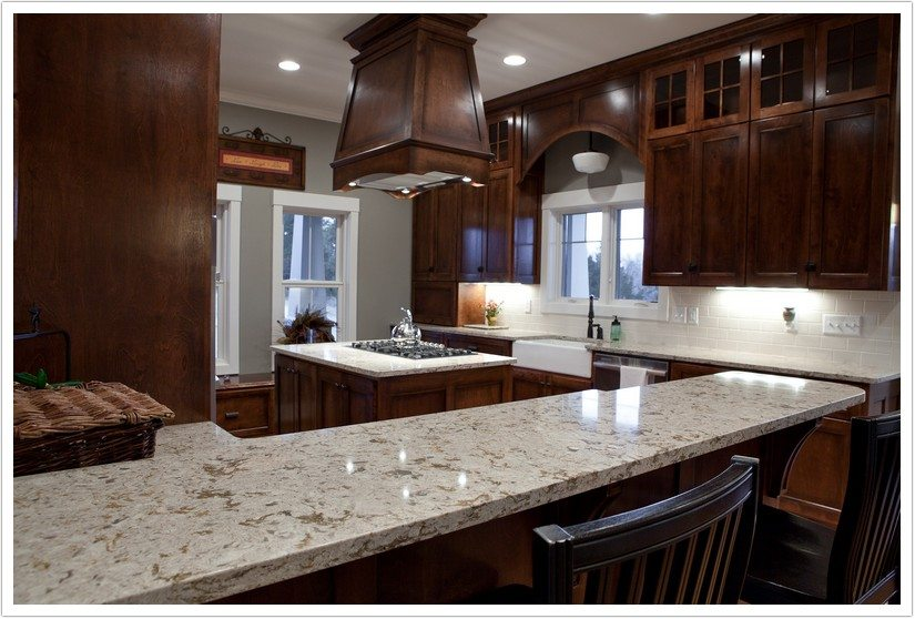 Superior Denver Kitchen Countertops Windermere Cambria Quartz 002