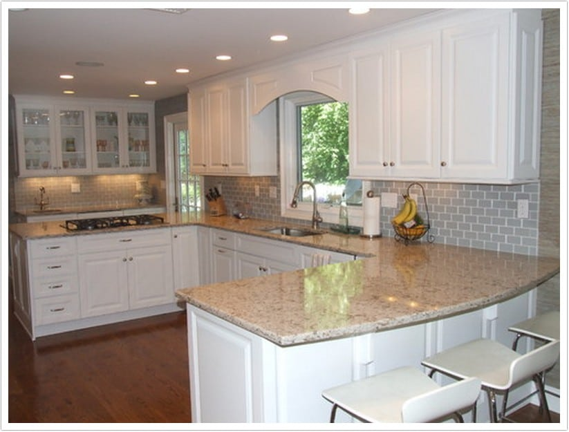 quartz countertops home depot vs lowes cambria reviews kitchen pictures