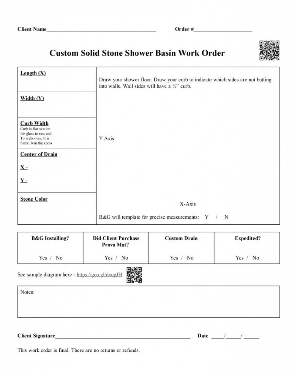 How To Measure Your Shower Basin Denver Shower Doors
