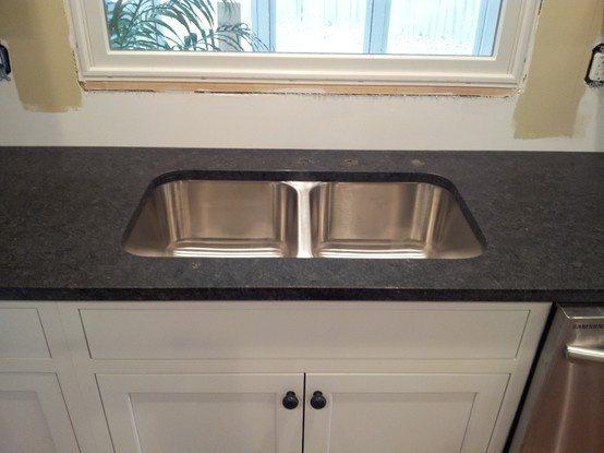 Frameless bathroom mirrors - Black Pearl Granite Denver Shower Doors Amp Denver Granite Countertops