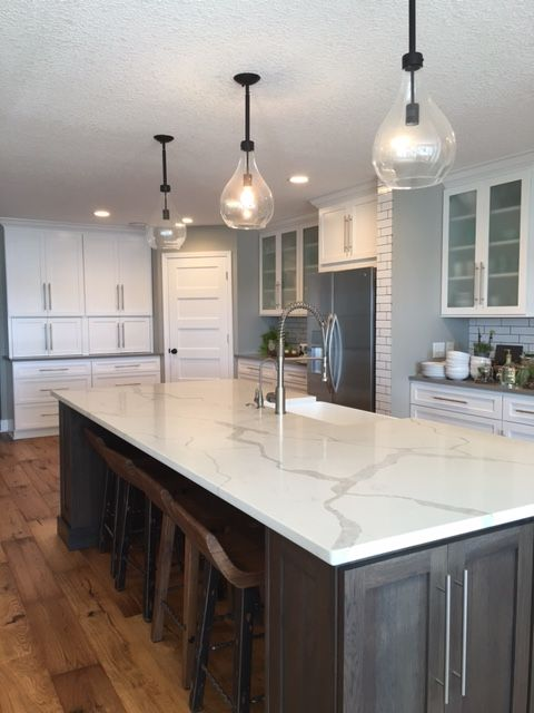 Granite Countertops Kitchen Islands