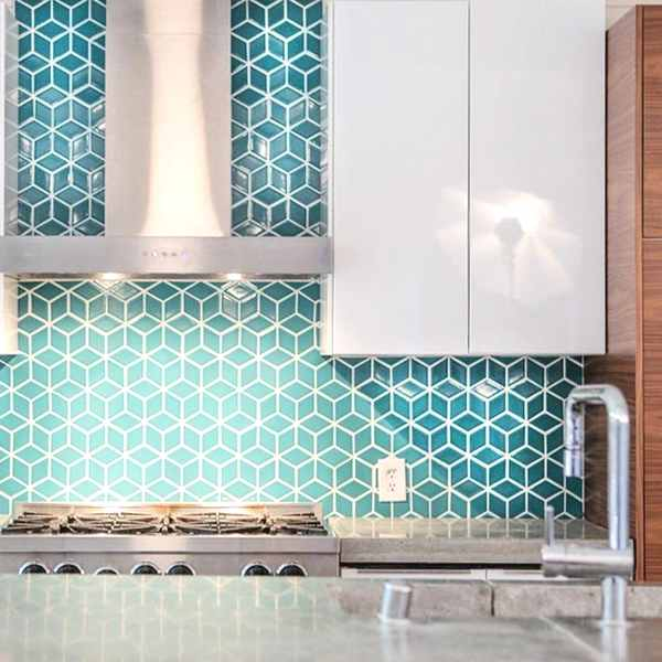 denver kitchen remodel backsplash tile