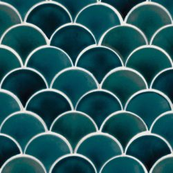 Azul-Scallop-8mm porcelain