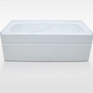 Skirted tub 1